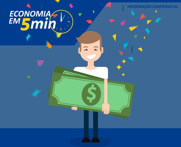 """ECONOMIA EM 5 MINUTOS- """"COMPORTAMENTO DOS JOVENS NAS FINANÇAS""""!"""