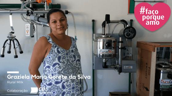 #façoporqueamo- GRAZIELA MARIA GORETE DA SILVA