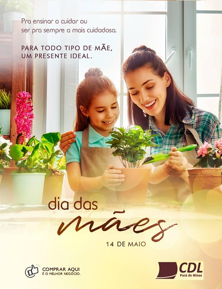 14 DE MAIO- DIA DAS MÃES!