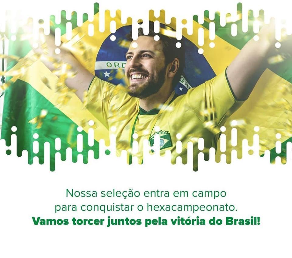 HORÁRIO DE FUNCIONAMENTO- COPA DO MUNDO FIFA 2018