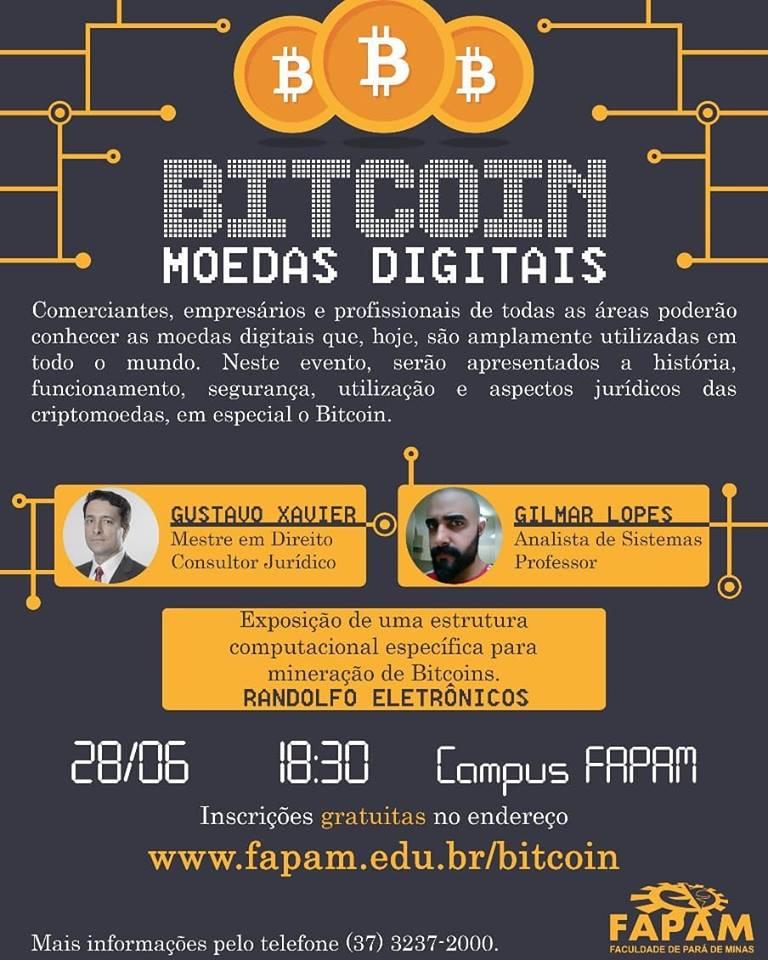 BITCOIN- MOEDAS DIGITAIS