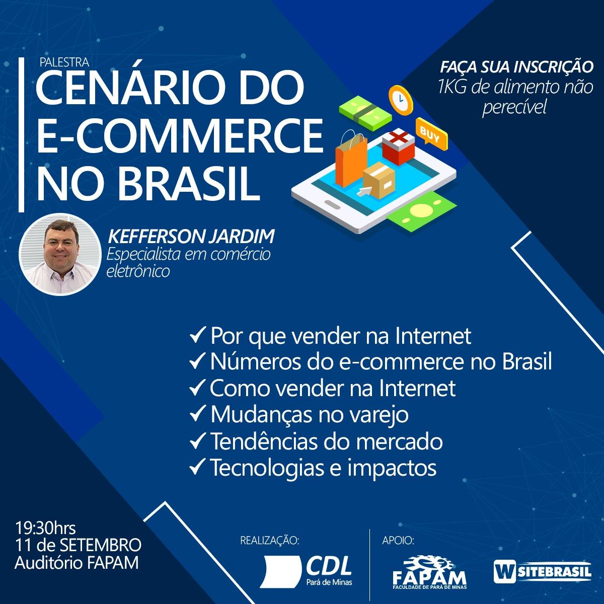 CENÁRIO DO E-COMMERCE NO BRASIL