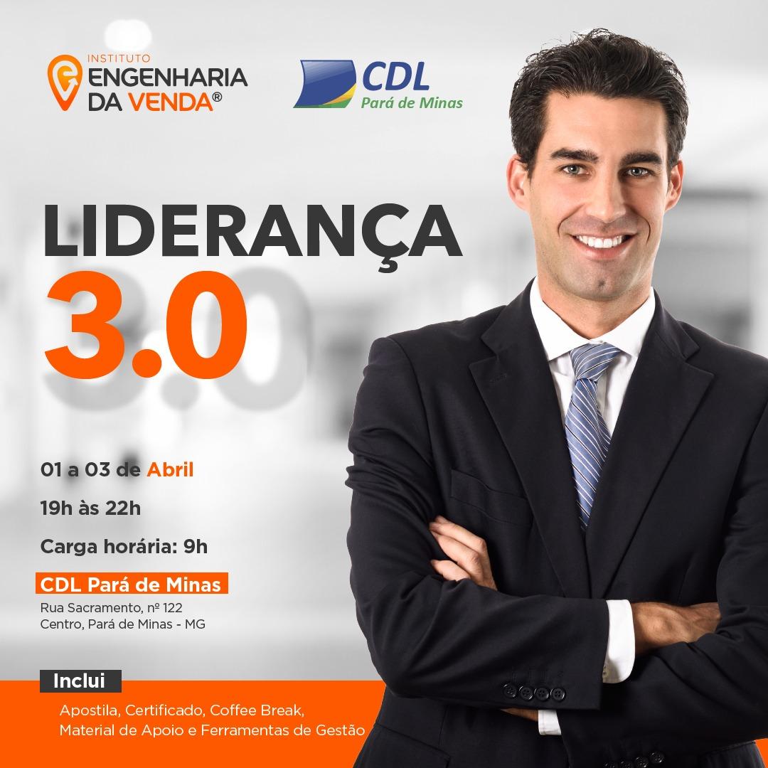 LIDERANÇA 3.0