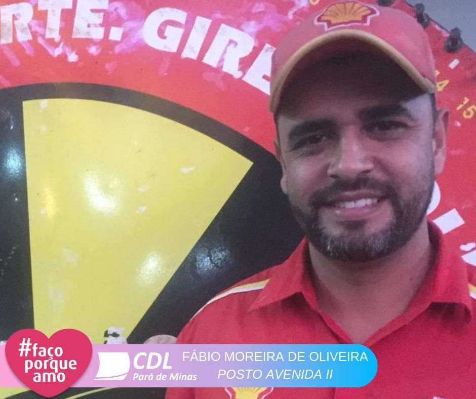 #FAÇOPORQUEAMO - Fábio Moreira de Oliveira
