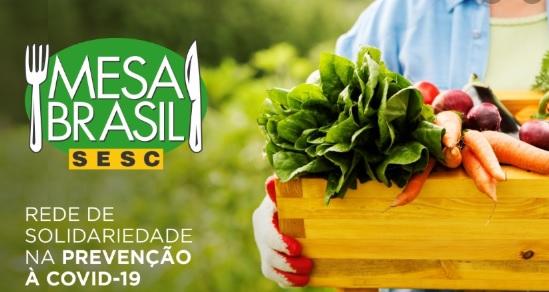 CDL Pará de Minas e SESC se unem no programa Mesa Brasil