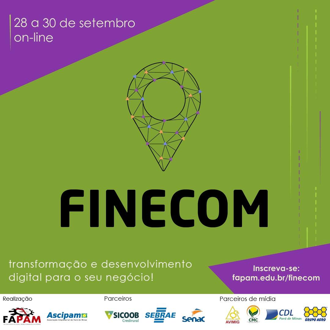 Vem aí mais uma edição da FINECOM